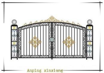 Steel Gate Design,Design Gate