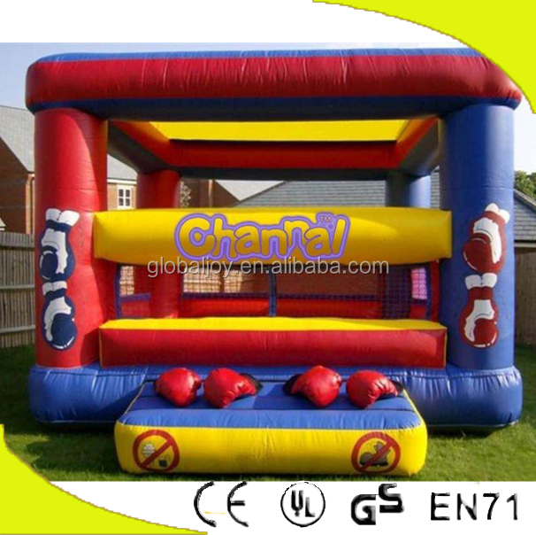 Giant Inflatable Boxing Ring