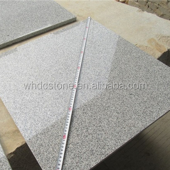 Wuhan High quality Landscaping Stone G603 granite for Wall cladding
