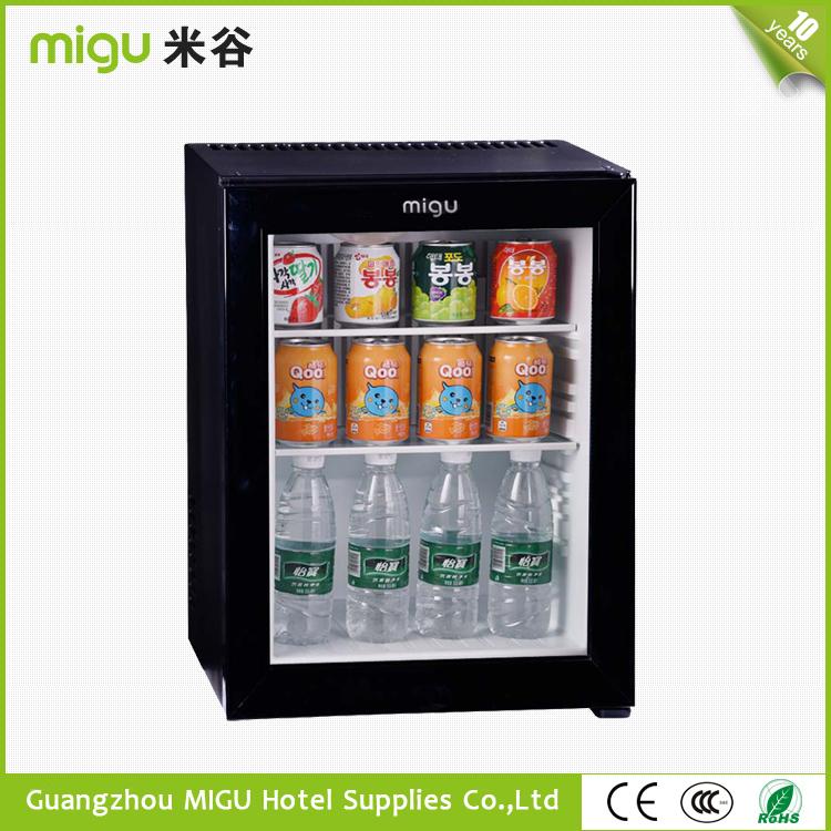 Best-selling 40L Kleine Size Mini Koelkast voor hotel kamer gebruik