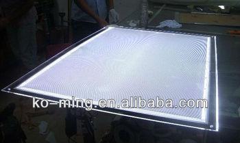 uniform acrylic light guide panel & Uniform Acrylic Light Guide Panel - Buy Light Guide PanelCurved ...