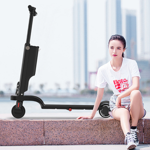 Original HX X6 Portable Adult Folding Electric Kick Scooter with Shock Absorber /Suspension