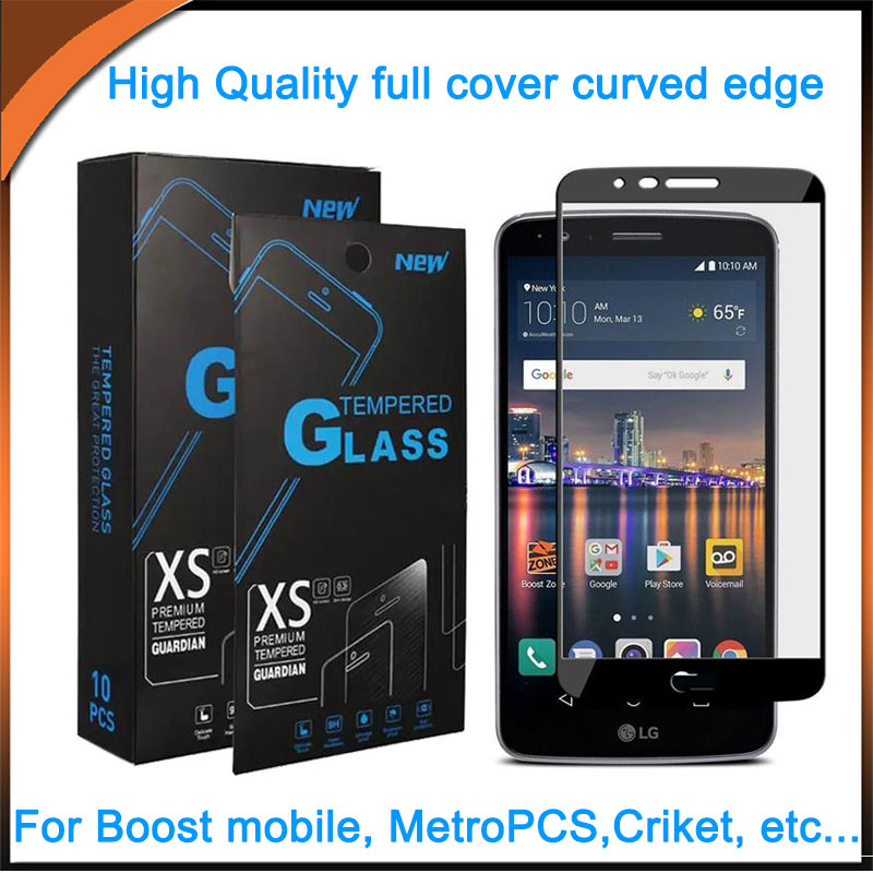 USA hot model full cover tempered glass screen protector