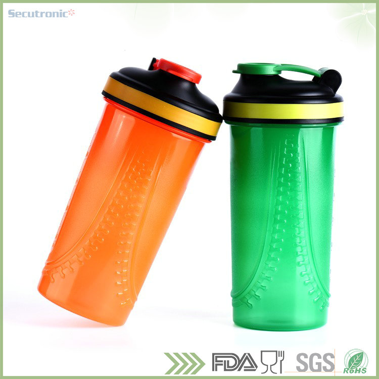 Buy Chinese Products Online PP+HDPE 700ml Drinking ST1556 Shake And Take for Gym or Sports