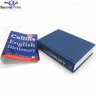 High Quality English Dictionary Hardcover Book Printing
