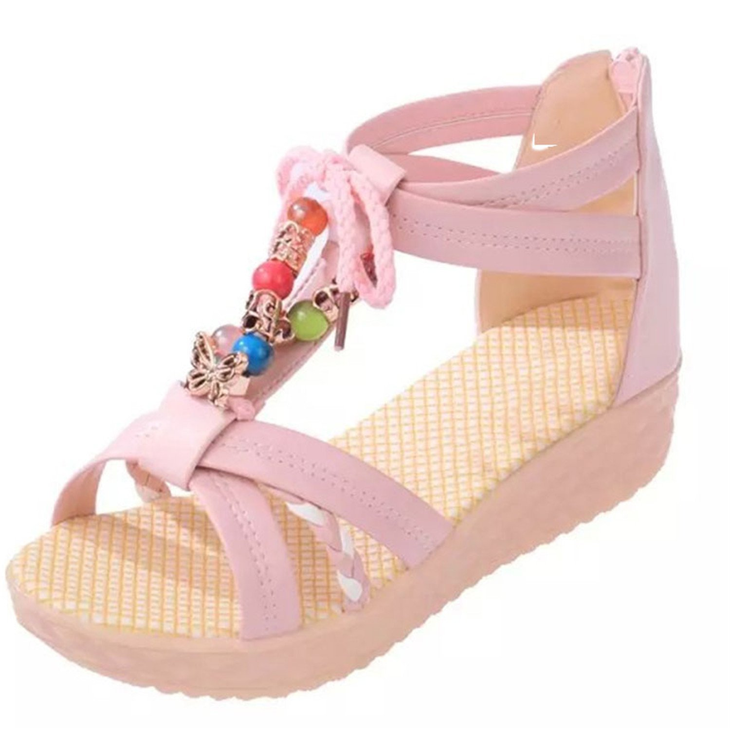 Mary Steele Summer Shoes Women Sandals zapatos mujer Summer Style Womens Shoes Low Heel Flat Ladies Sandals X332