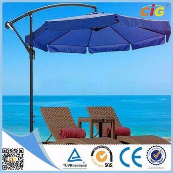 Ombrelloni Da Giardino Carrefour.Sgs Approvato Classic Design Carrefour Ombrellone Buy Product On Alibaba Com