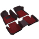 good stitching car mats golf gold supplier foot