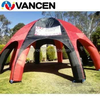 Uso commerciale customsized colore gonfiabile portatile pieghevole 4x4 pop  up baldacchino tenda con pompa e kit eda2a9077a1