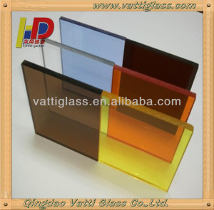 colorful transparent organic glass/acrylic sheet