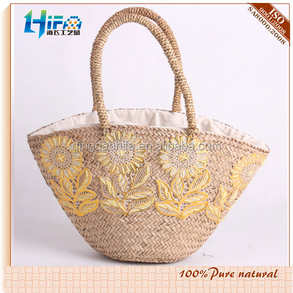 Fashion Weaving Handbags Wholesale China