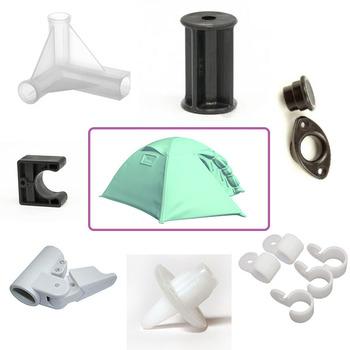 ABSPPPS plastic tent components / tent parts mold maker  sc 1 st  Alibaba & AbsPpPs Plastic Tent Components / Tent Parts Mold Maker - Buy ...