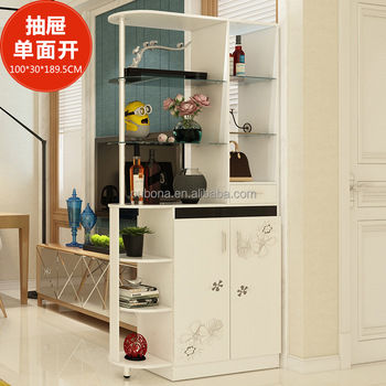 American Design Living Room Furniture Modern Partition Cabinetwine Cabinet 100301895