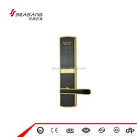 High security digital door lock hotel door lock system with software
