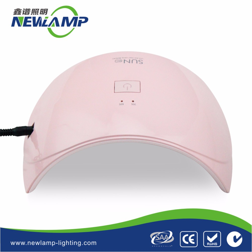 15 UV LED lights 24W UV NAIL LAMP for completely 5 fingers
