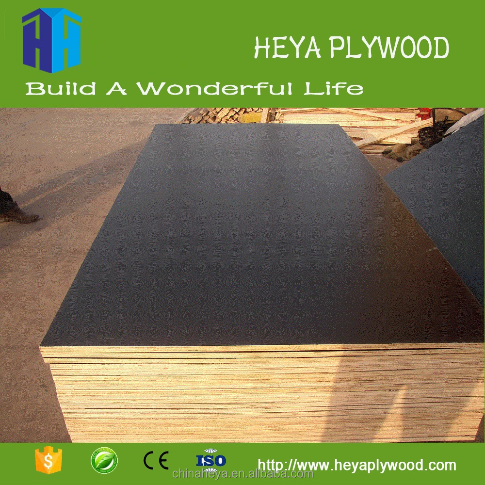 HEYA 2.7mm - 22 mm sanded plywood marine plywood for singapore price