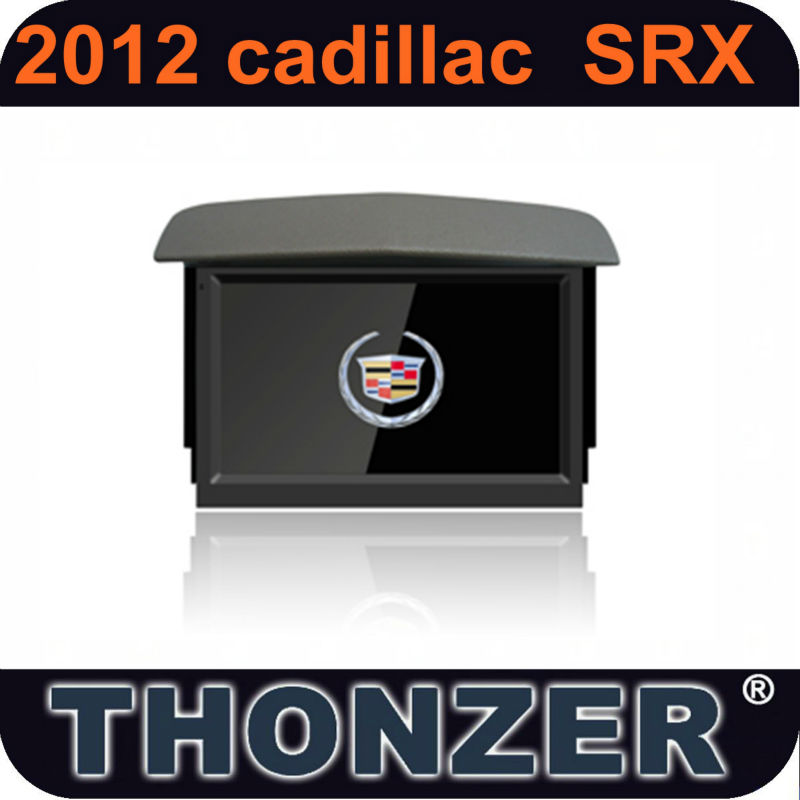 CAR DVD Player for 2012 cadillac SRX (TZ-SRX712)