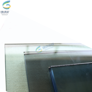 Decorative Glass Panel Organic Laminated Glass
