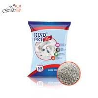 High quality China new arrival latest design pet litter cat litter OEM