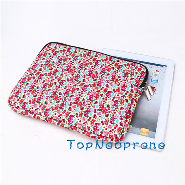 Neoprene laptop tablet sleeve bag case tablet case