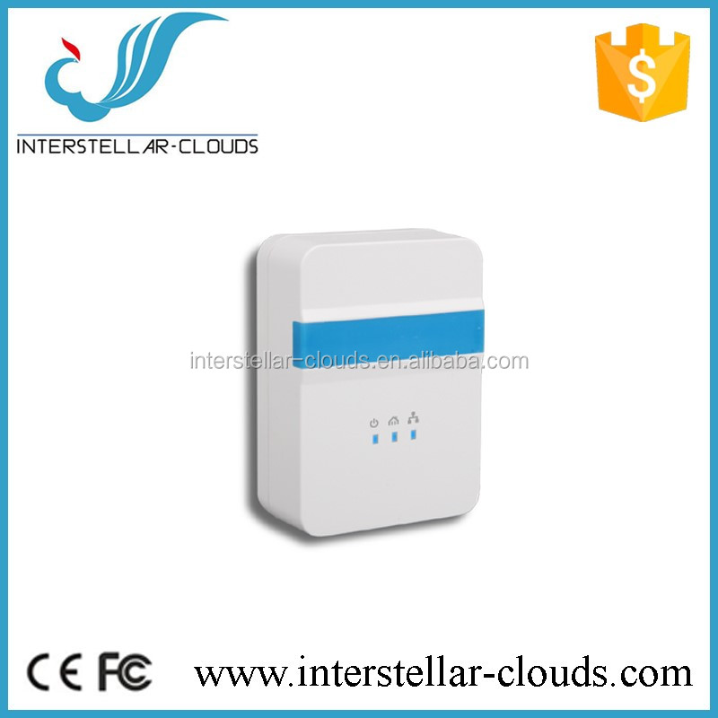 200mbps powerline ethernet wireless transmitter and receiver rj45 wireless plc adapterGX-PL200