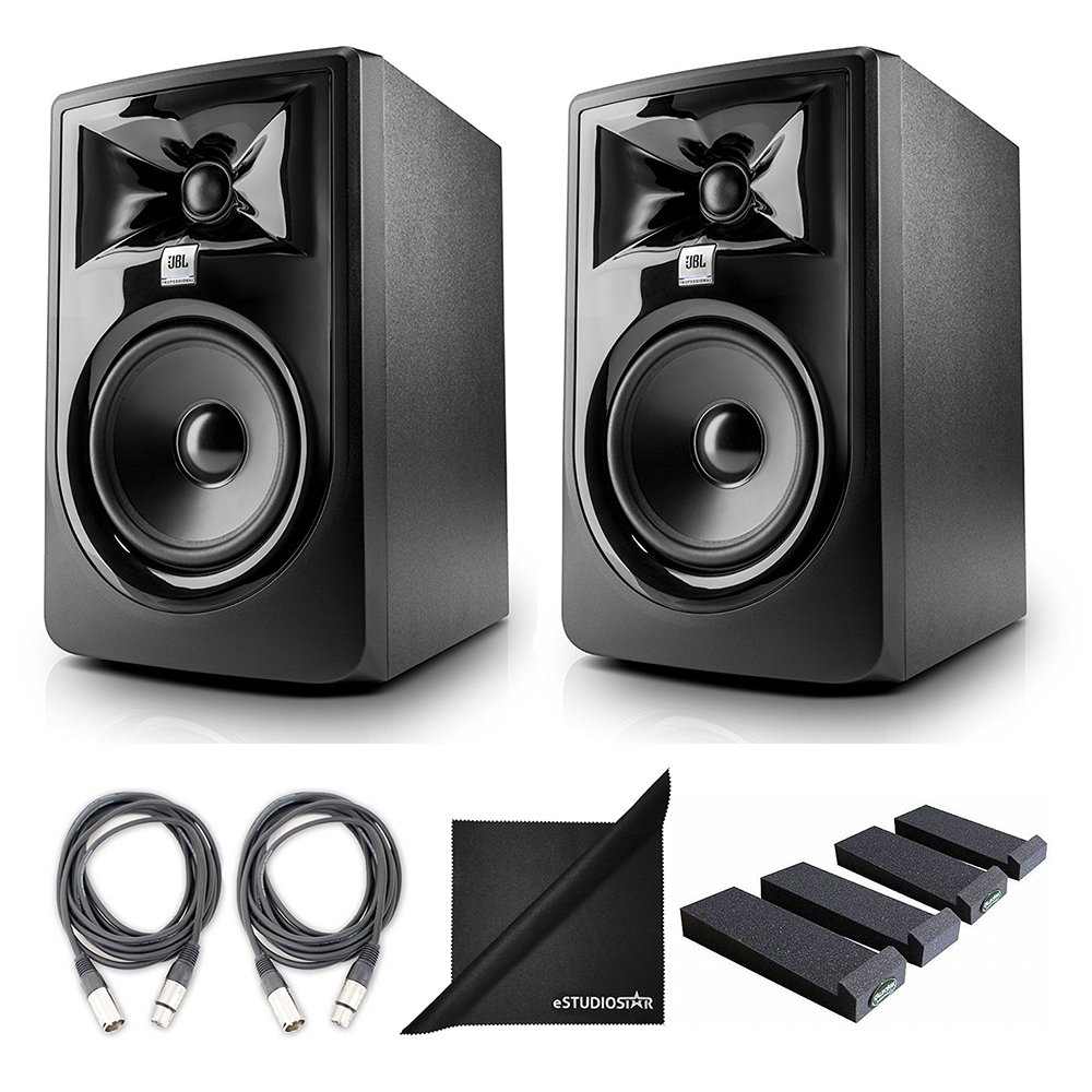 Cheap Studio Cables Find Deals On Line At Alibabacom Yamaha Hs5 Powered Monitor Get Quotations Jbl Lsr305 5 Inch Two Way Monitors Pair With Axcessables