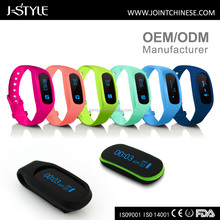 J-style Best sport products for import digital g sensor pedometer manual sleeping monitor calorie Activity Trackers counter