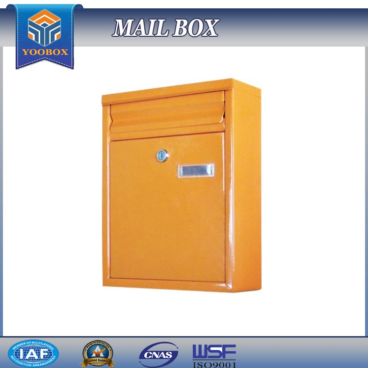 YOOBOX hot sale decorative the bulk outdoor mailboxes