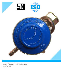 lpg regulator (manufacturing company)