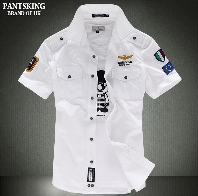 Compra retro camisas de los hombres online al por mayor de