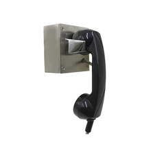 Auto-dial waterproof industrial telephone corded precision telephone mini SOS telephone KNZD-53