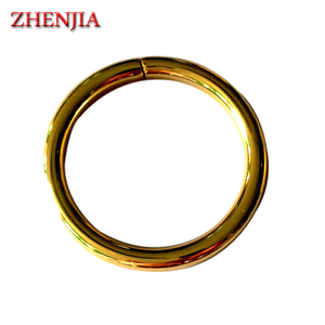 metal o ring for bag, bag accessory, bag hardware