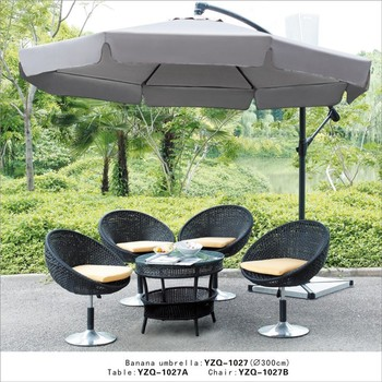 Heavy duty cantilever wall hanging coffee outdoor patio umbrella