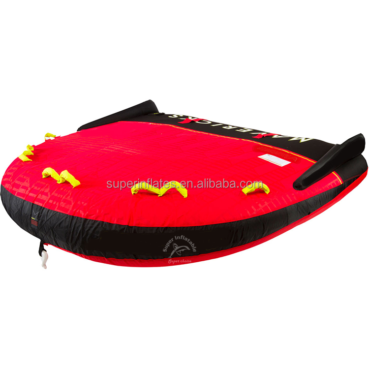 4 person water sports pull tubes for boats