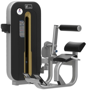 JG6819 MAtrix Gym Equipment back machine at gym