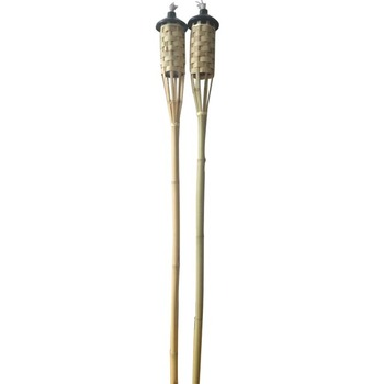 FD-17523best-selling Tuin Bamboe torch/bamboe tiki torch/tuin torch