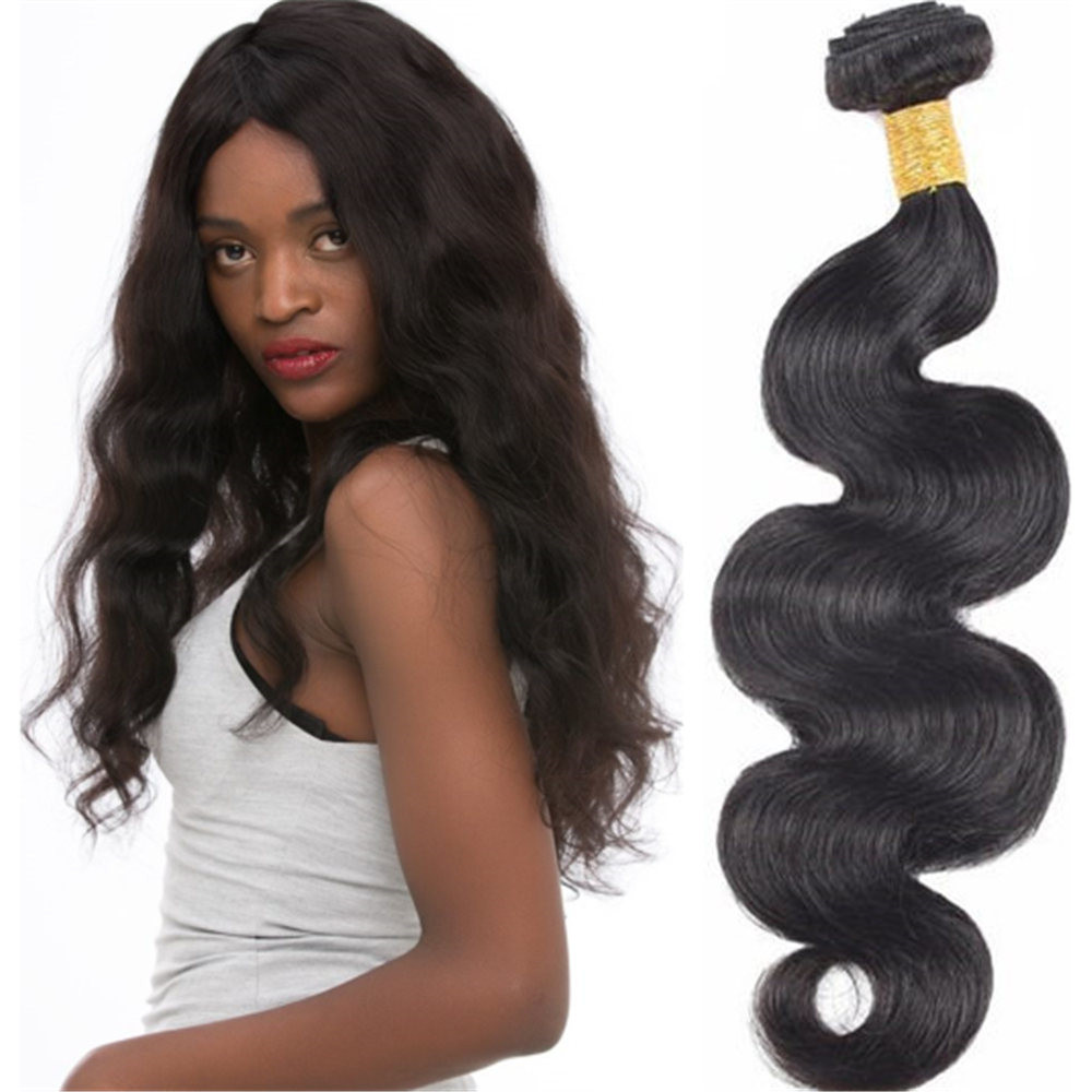 Wholesale real mink <strong>human</strong> styles 8a grade virgin body wave brazilian hair weave bundles