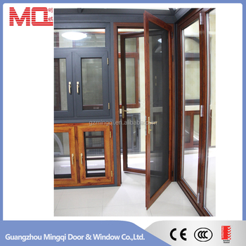 China aluminum french door manufacturers