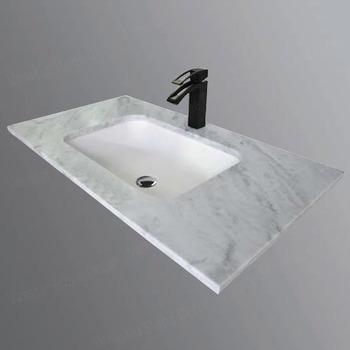 Resin Stone Undermount Bathroom Sink