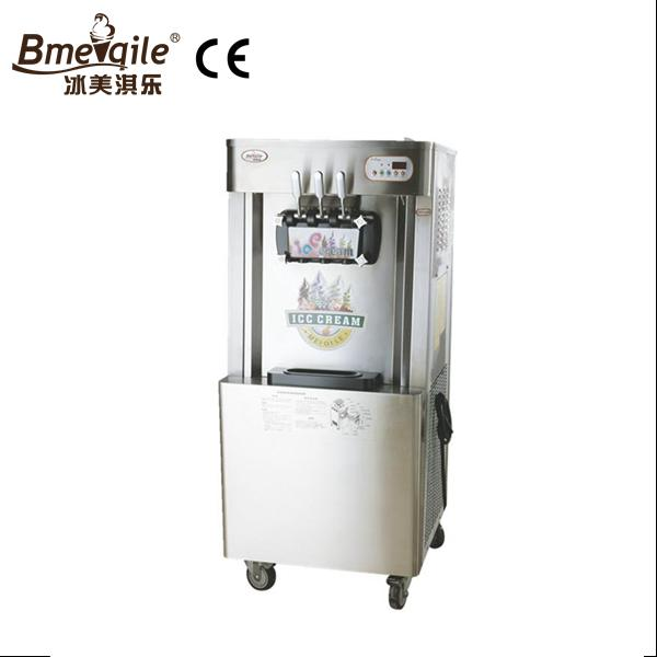Prince soft ice cream machine/taylor soft ice cream machine/table top soft serve ice cream machine