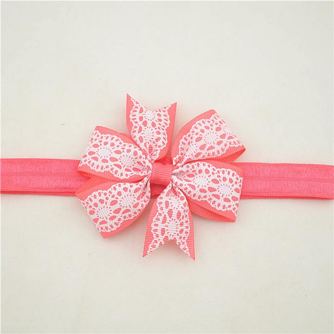 115- 25 Choose your own color, infant baby headband, newborn headband, bow headband 1pcs