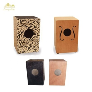 factory made portable travel newest cajon drum
