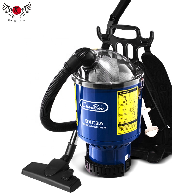 Durable Reliable Factory Price 1000W 4L Backpack Bag Dry Vacuum <strong>Cleaner</strong> for wholesale