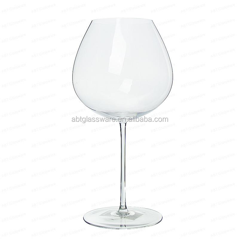 Grand Ballon Verre À Vin Rouge Cristal | Avec Grand Bol parfait Pour Chardonnay Buy Grand Bol Verre À Vin,Grand Verre À Vin En Cristal,Verre À Vin