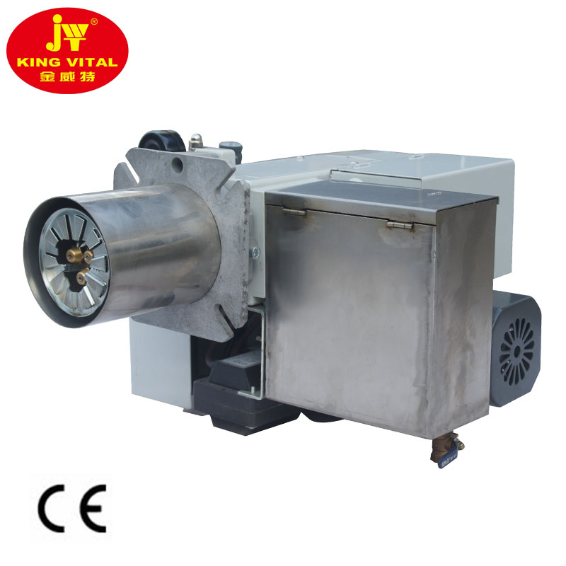 Forge,garage,kiln use waste oil burner
