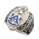 custom jewelry men's football 2010 national championship ring made in china wholesale