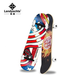 Guangdong nice China maple wood skateboards
