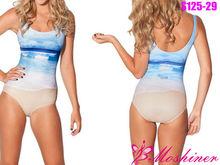 See through bikini beach girls
