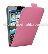 Factory Price For BlackBerry Passport Supper Slim Flip Leather Case Cover