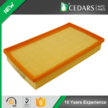 ISO 16949 Certified Mazda Air Filter with 12 Months Warranty